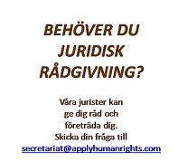 Juridisk förfrågan